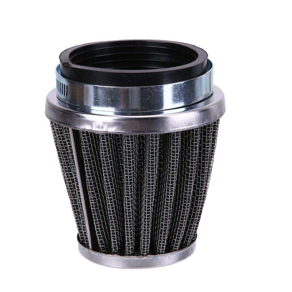 60 мм/50 мм/48 мм 2 Слои Сталь сетчатый фильтр марли мотоцикл зажим-на воздушный фильтр очиститель грибок мотоцикл Воздушные фильтры для автомо...