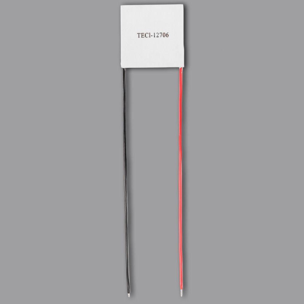 1 Stück 40*40mm Thermoelektrische Power Generator Hochtemperatur Generation Element Peltier-modul TEC Hohe Temperatur 150 grad