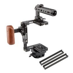 CAMVATE Dual-use Adjustable Cage Quick Release Kit