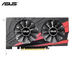 ASUS EX GeForce GTX 1050Ti Carte Graphique 4G GDDR5 1290-1392 MHz ASUS Carte Vidéo 128 Bits HDMI DP Alibaba-Express Ordinateur Portable De Bureau PC