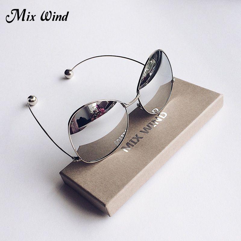 Смесь ветра 2016 Новый негабаритных солнцезащитные очки pachinko солнцезащитные очки и оправы женские солнцезащитные очки мода большой металлич...