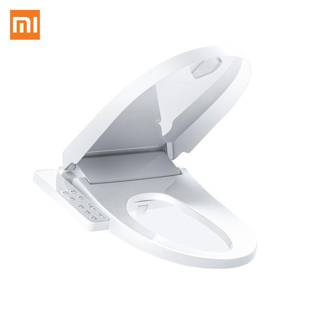 Original xiaomi Smart mi wc sitz Dusch-wc Längliche Elektrische Bidet abdeckung intelligente wc deckel für xiaomi mi smart home