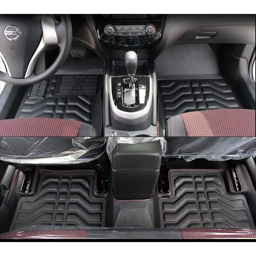 free shipping leather car floor mat carpet rug for new nissan qashqai 2016 2017 j11