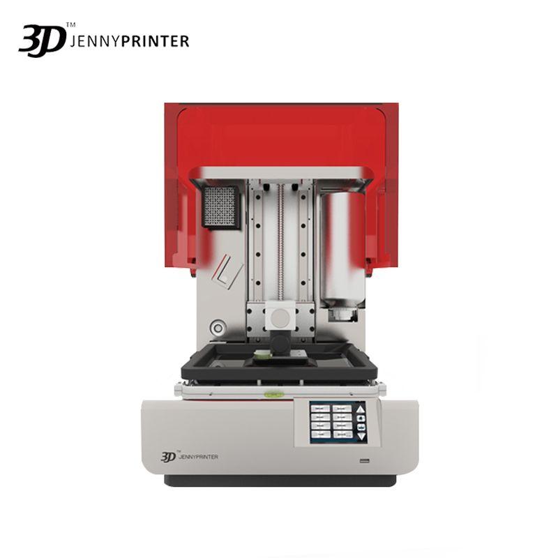 Jenny Licht 2 Große Touchscreen UV Harz LCD 3D Drucker mit Kamera 2019 Freies Wasser Waschbar Rein 500 ml