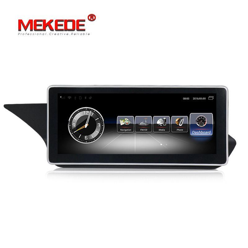 4G lte Auto Radio Stereo GPS Navigation-Player Für Mercedes Benz MB E Klasse W212 2009 ~ 2015 Original auto system 3G RAM 32G ROM