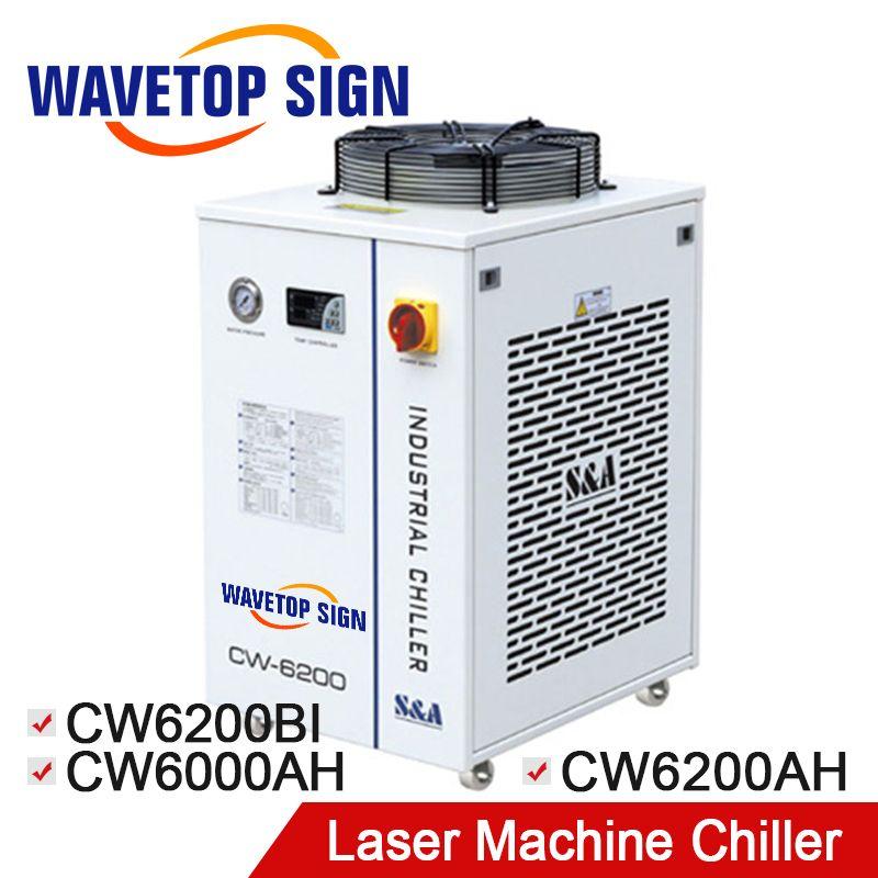 Chiller CW6200 Chiller CW-6200AG CW-6200BI CW-6000 Industrielle Wasserkühler CW 6200 verwenden für Laser Mark Maschine