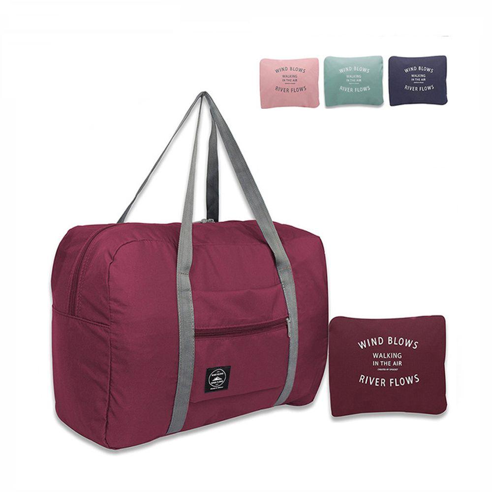 Cube d'emballage pliable sacs de voyage femmes grande capacité sac de voyage organisateur de bagages sacs de voyage et bagages pour femmes sac