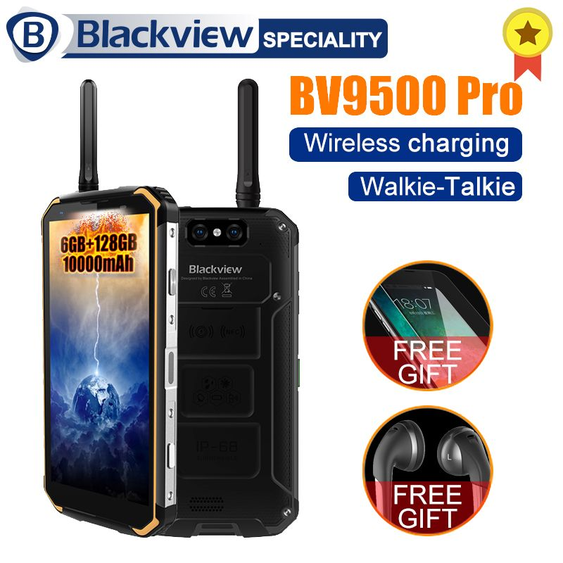 Blackview BV9500 pro 10000mAh IP68 Waterproof 5.7