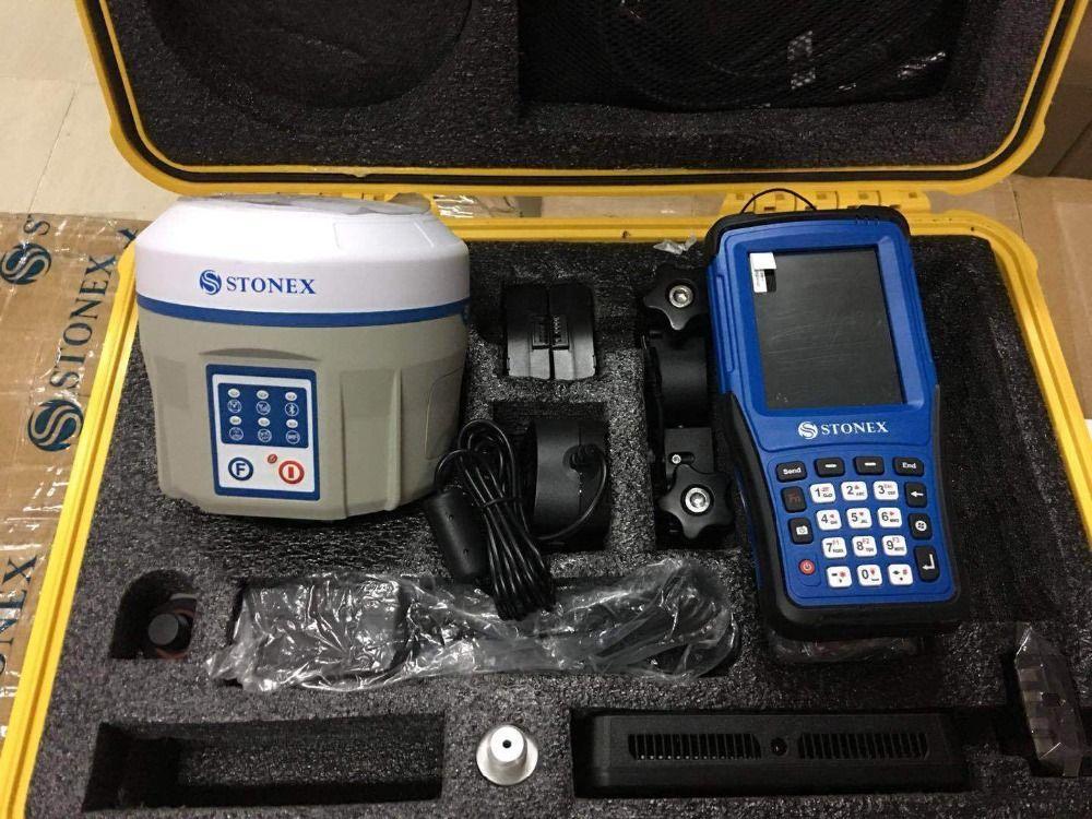 Neue S tonex S10 GNSS RTK empfänger eine basis und einer rover