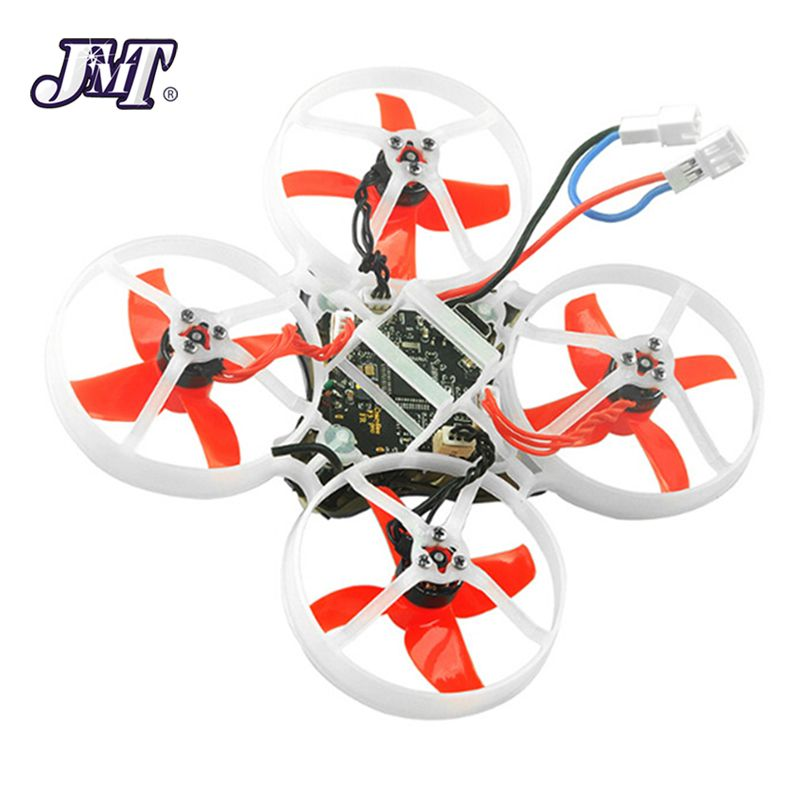 JMT Happymodel Mobula7 75mm Whoop Crazybee F3 Pro OSD 2S FPV Racing Drone Quadcopter w/ Upgrade BB2 ESC 700TVL BNF
