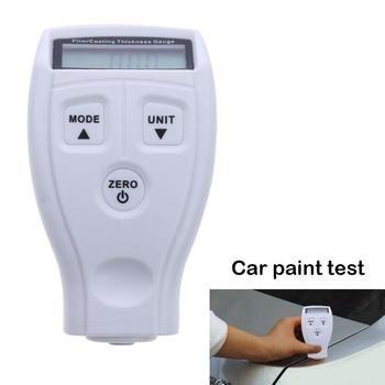 Покрытие Краски ing Толщина тестер GM200 ультразвуковой фильм мини покрытия автомобиля Толщина измерения Краски Толщина датчик