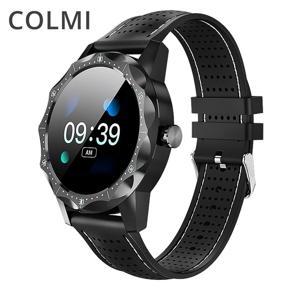 COLMI SKY 1 Smart Watch IP68 Waterproof Fitness Tracker Heart Rate Monitor Blood Pressure Women Men Clock For Android IOS Phone
