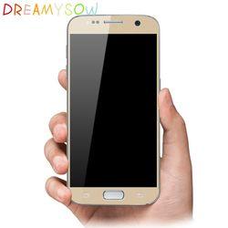 Écran avant En Verre Trempé Pour Samsung Galaxy S6 S7 S5 S4 NOTE 2 3 4 5 A3 A5 A7 2017 A5 A7 2018 Écran De Protection En Verre