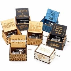 Two Colors Star Wars Music Box Game of Thrones Music Box  Music Theme Caixa De Musica A Birthday Present