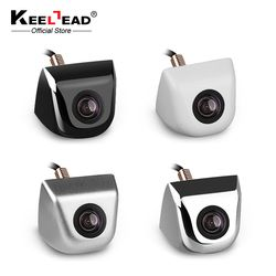 KEELEAD Car Rear View Camera Metal body Car Rearview Camera Car Park Monitor 170 Degree Mini Car Parking  Reverse Backup Camera