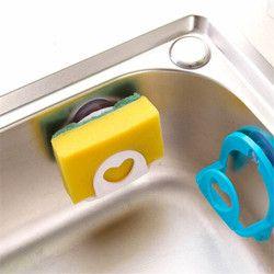 1 шт. ванная комната полки полотенца мыло блюдо держатель кухонная раковина, блюдо подставка для губок держатель стойки Крючки для халатов ...