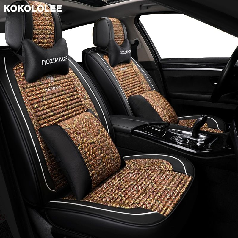 [kokololee] car seat covers for volvo v40 nissan almera n16 juke bmw f20 vw polo 9n for land rover discovery 3 Automobiles cover