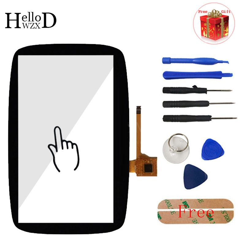5 Inch Mobile Front Touch Screen High For Tomtom GO 500 GO 5000 Touch Glass Lens Sensor Digitizer Panel Tools Free Adhesive Gift