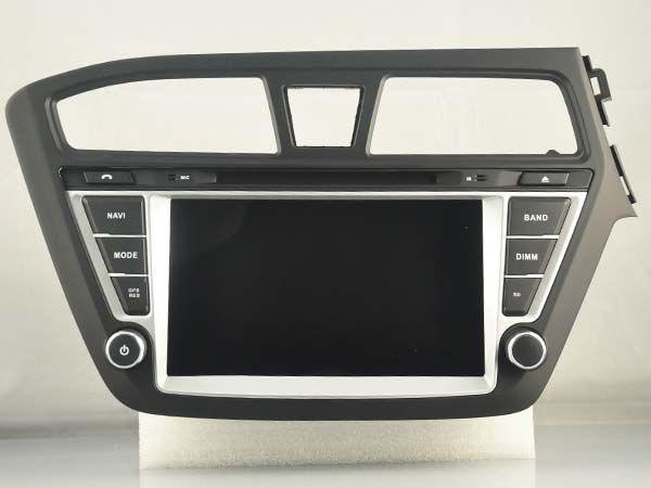 Android 8.1.0 2 gb ram auto dvd-Audio-player FÜR HYUNDAI I20 2015 2014 steuergerät autoradio stereo multimedia bluetooth NAVI GPS