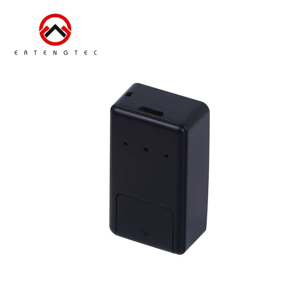 Mini GSM Spy Device Voice Surveillance 10 Days Standby Monitor Listening Remotely Magnets Personal Tracker Device