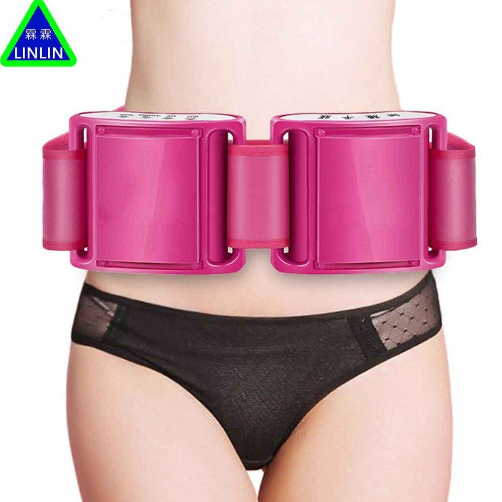 LINLIN Schütteln maschine slacker kettenspannung slacker kettenspannung massage gürtel dünne magen fett gürtel