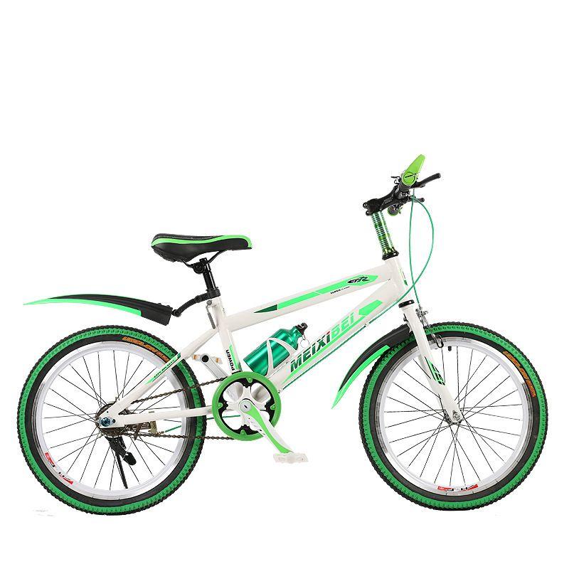 2017 Sonderangebot Echt 16 kg 120 kg 18 kg Carbon Fibre 0,03 M3 Kinder Outdoor Sports Fahrrad kinder 20,22 Zoll Jungen Mädchen bremse