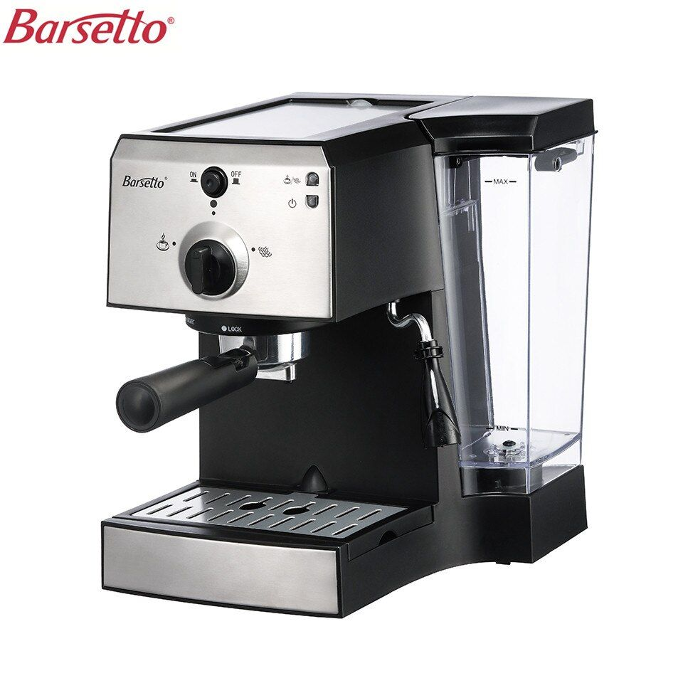 Barsetto BAA627B 220V 1050W Coffee Machine Coffee Maker Espresso Maker For Household EU