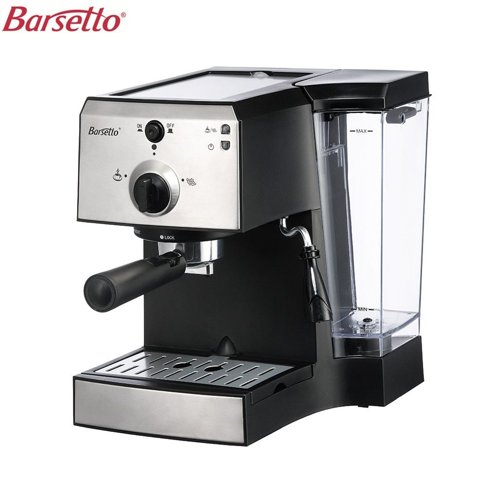 Barsetto BAA627B 220V 1050W Coffee Machine Coffee Maker Espresso Maker For Household EU