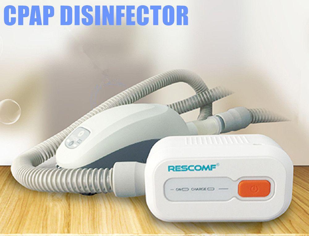 Rechargeable Battery Ventilator Sterilizer CPAP APAP BPAP Disinfector 2000mAh Sleep Apnea OSAHS OSAS