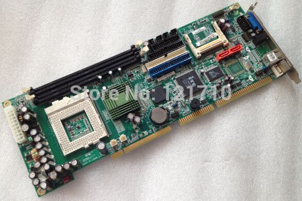 Industrial equipments board with2 SATA interface ROCKY-3786EV-RS-R40 REV:4.0