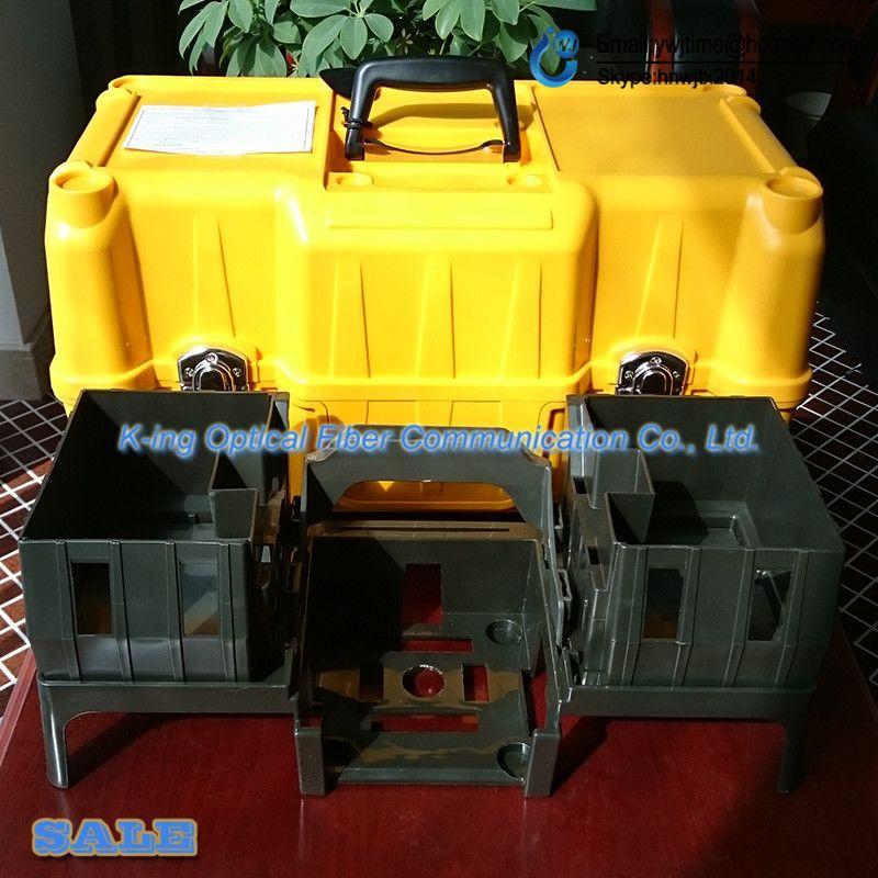 DHL Original Fujikura FSM-80S FSM-70R FSM-70S Fusion Splicer Tragetasche/faser schweißen maschine paket/box