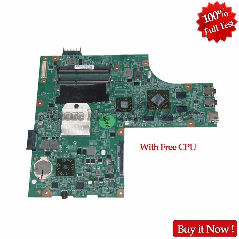 NOKOTION CN-0HNR2M HNR2M 0HNR2M Laptop Motherboard Für DELL Inspiron 15 M5010 Hauptplatine HD4650 DDR3