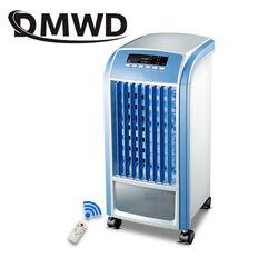 DMWD portable Vent Fort Air Conditionné Refroidisseur électrique climatiseur ventilateur De Refroidissement d'eau Des Ménages-refroidi refroidisseur ventilateur humidificateur