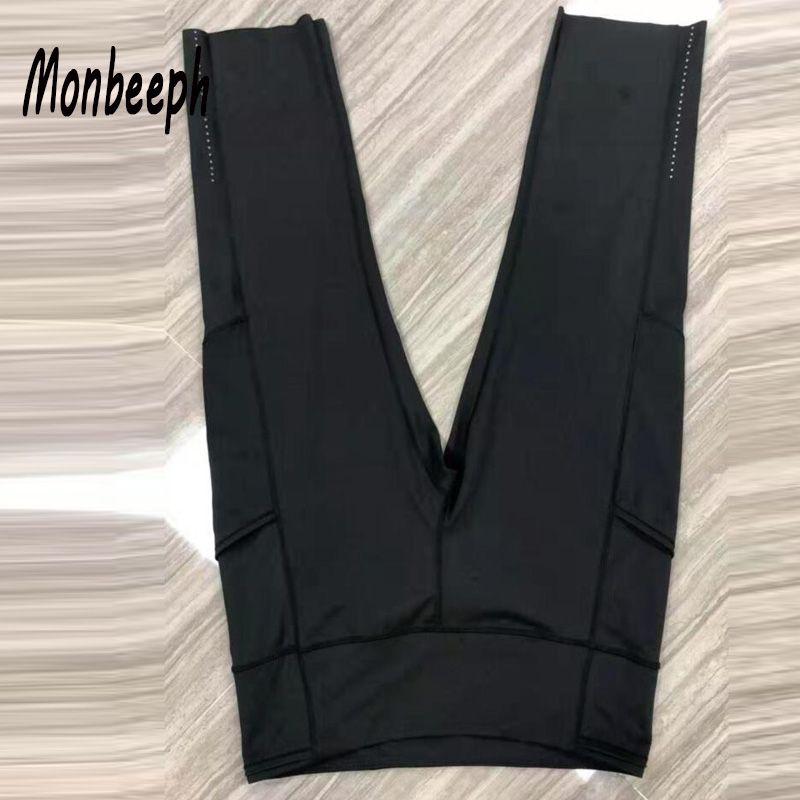 Monbeeph imprimé leggings stretch taille pantalon capris pantalon crayon skinny pantalon noir bleu vert vin rouge capris