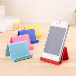 HOT SALE 2018 New Arrival Mobile Phone Holder Candy Mini Portable Fixed Holder Home Supplies #2DQ
