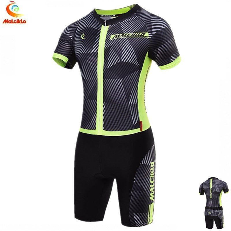 Cycling Jersey 2018 Pro Team Triathlon Suit Jumpsuit Ropa Ciclismo Maillot Cycling Sets Summer Skinsuit Bike Sports Clothing