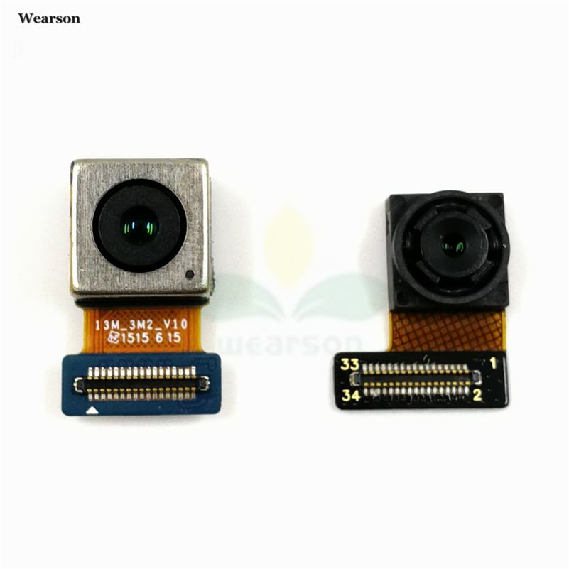 For Xiaomi 4 Mi 4 Mi4 M4 Camera Flex Cable High Quality Tested Back / Front Camera Free Shipping With Tracking Number