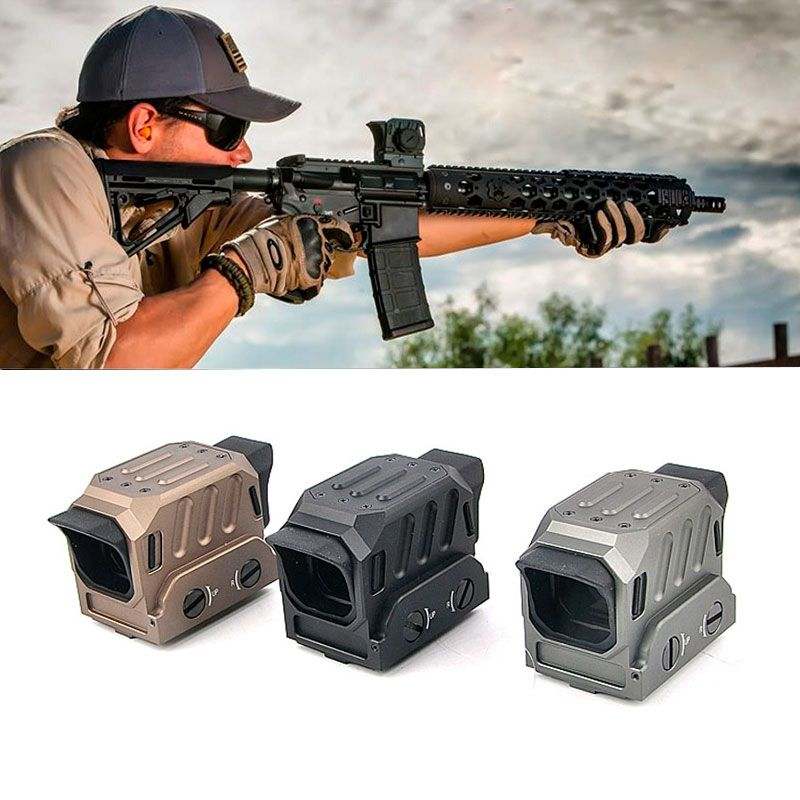 Taktische Zielfernrohr DI Optical Red Dot Sight Reflex Holographic Sight für 20mm Schiene Jagd