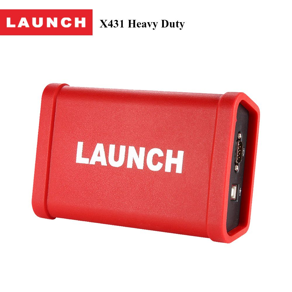LAUNCH 2017 X431 HD Heavy Duty Truck Diagnostic Bluetooth Android OS Atuo Diagnostic Tool with Software Free Update Online