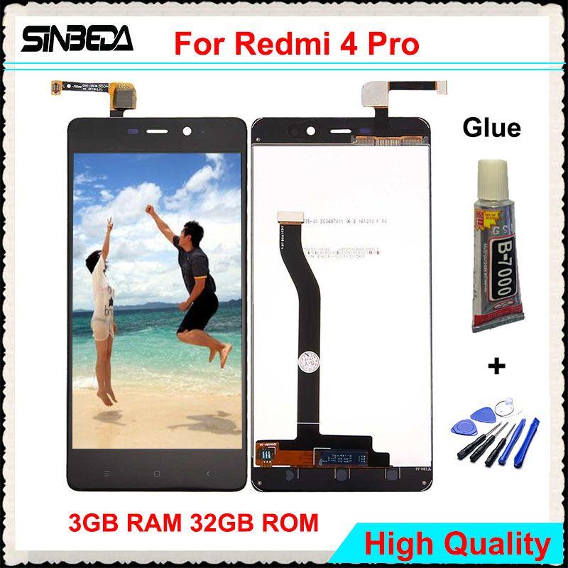 Sinbeda High Quality For Xiaomi Redmi 4 Pro 5.0