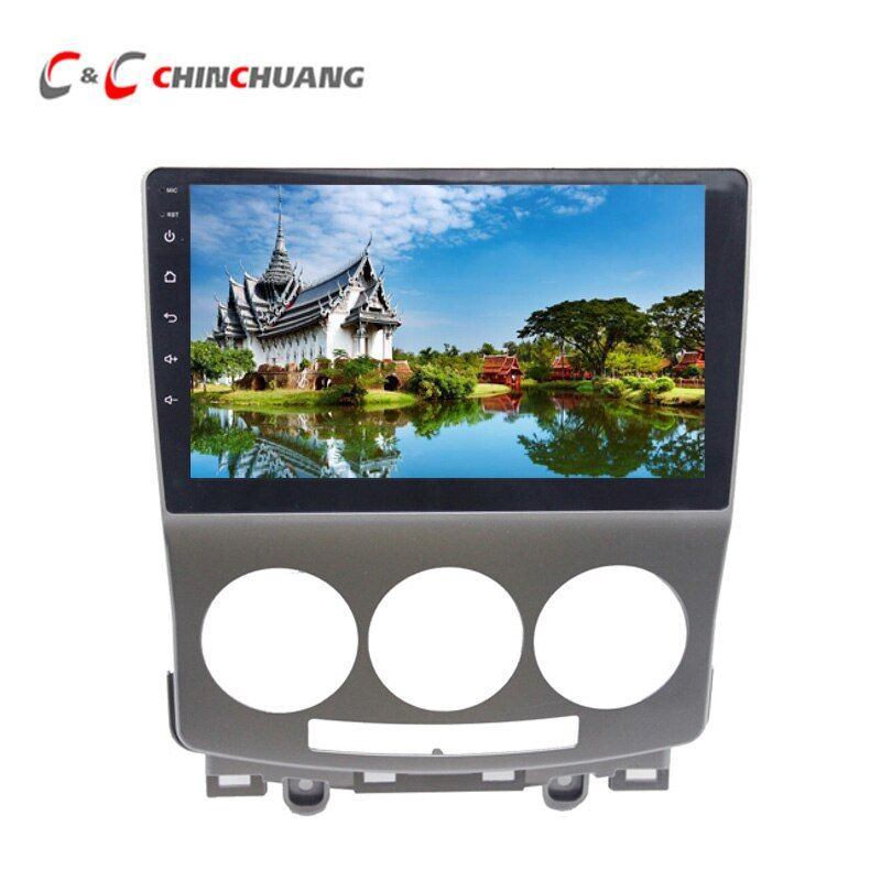 2.5D IPS Screen Octa-core T8 Android 8.1 Car DVD Player for Mazda 5 2005 2006 2007 2008 2009 2010 with Radio GPS Glonass Navi 4G