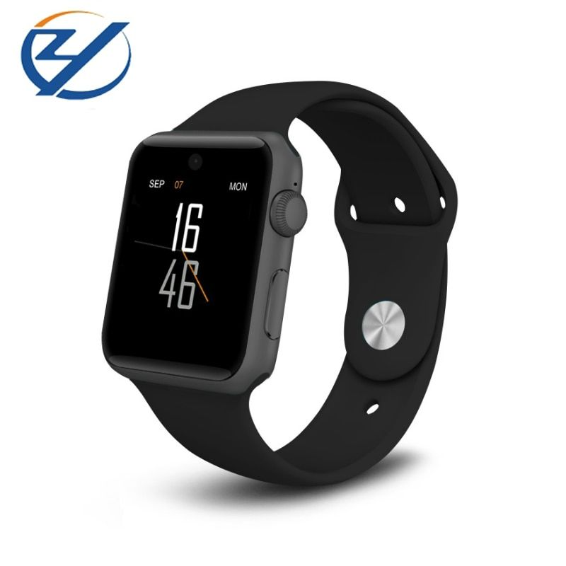 ZAOYIMALL DM09 Men and Women Smartwatch Bluetooth Wearable Device Support SIM Card for Android iOS Apple Phone Smart Watch