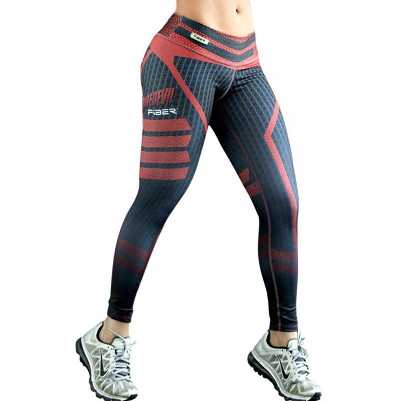 2017 nouvelle mode grande taille marque Sportes Leggings femmes été Push Up rapide sec femme jegging Calzas Deportivas Mujer Fitness