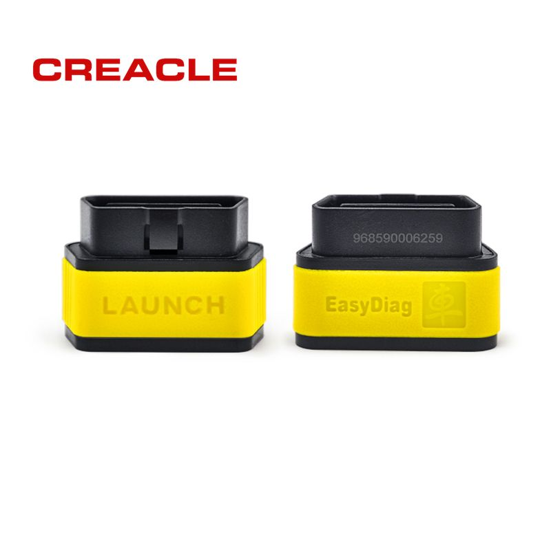 Original Launch EasyDiag 2.0 PLUS OBD2 Car Scanner Code Reader Easy Diag 2.0 PLUS for iOS /Android Two Free Car Software