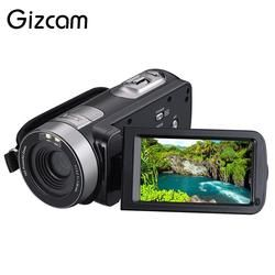 Gizcam 1080P Night Vision Digital Camera Recorder Camcorder DV DVR 3.0'' LCD 16x Zoom Digital Cameras