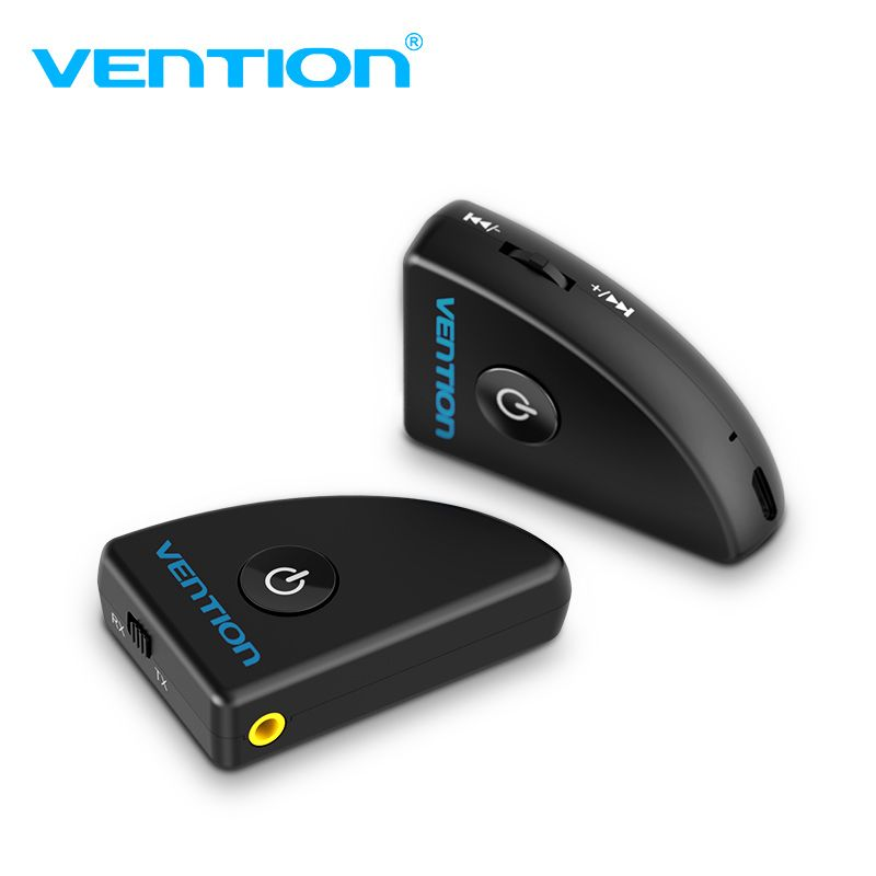 Vention Bluetooth Audio Receiver Transmitter Wireless for TV Headphones Speakers Aux 3.5mm Wireless Bluetooth 4.2 Audio Adapter
