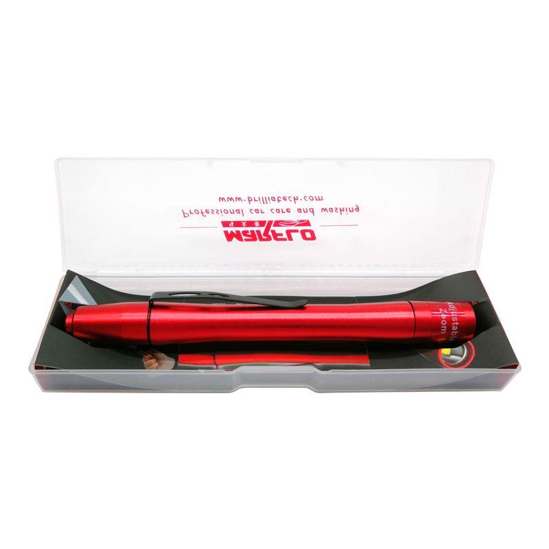 Marflo Autolack Überprüfung Swirl Finder Licht Stift Leichter für Auto Waschen und Farbe Finish Werkzeuge