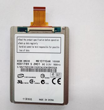 Neue MK1011gah 1,8-zoll festplatte und festplatte usb-schnittstelle ce ZIF 100 GB FÜR iPod video 5.5th sony sr12E jvc HD520 HD620