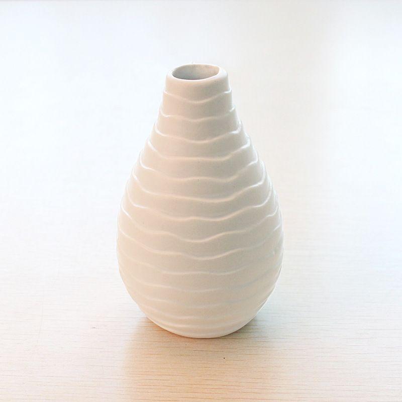 1 unids Blanco Botella de Terraza No Aromaterapia Fuego Set de Regalo Vacías Botellas de Difusor de lámina De Cerámica Funishing Casa Decoración