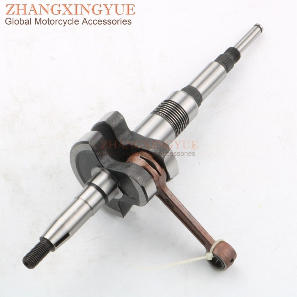 High quality motorcycle crankshaft for SUZUKI Address 50 Sepia 50 AG AD50